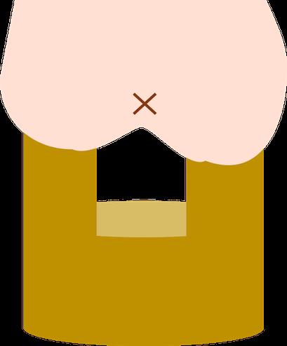 スケベ椅子のイメージ画像